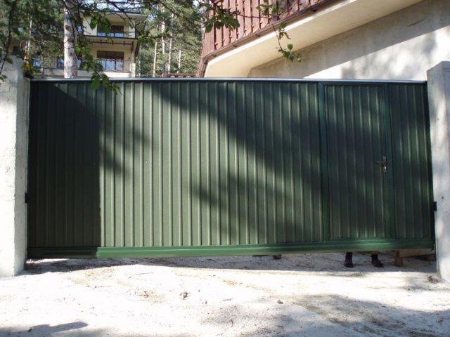 ворота раздвижные купить севастополь