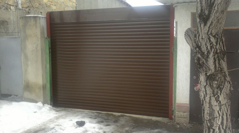 цена роллетные гаражные ворота цена в киеве